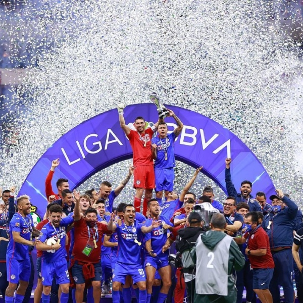 Cruz Azul Campeón de la Liga MX.- Blog Hola Telcel