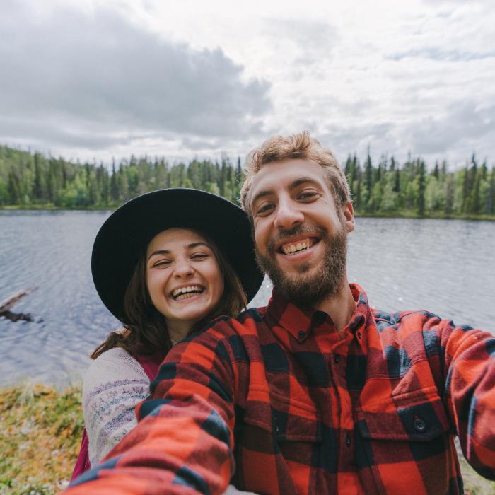 Paisaje de Finlandia del norte, entre los atractivos del país más feliz del mundo.- Blog Hola Telcel