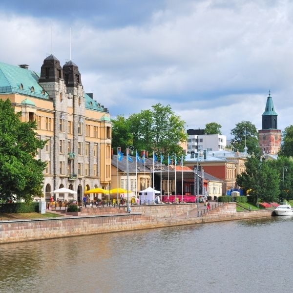 Ciudad de Finlandia, una de las más bellas de Europa en donde muchos pueden tomar vacaciones gratis.- Blog Hola Telcel