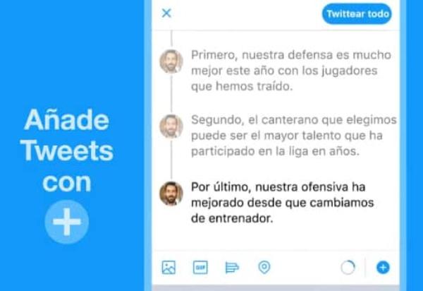 Hilos de Twitter, ahora formarán parte de Facebook.- Blog Hola Telcel
