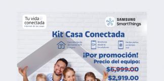 ¡Convierte tu hogar en un lugar extraordinario con un Kit Casa Conectada!.- Blog Hola Telcel