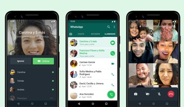 WhatsApp ha incluido una nueva función a las videollamadas y llamadas grupales para unirte a ellas en el momento que quieras.- Blog Hola Telcel