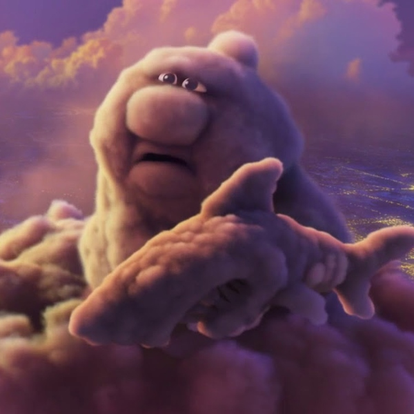 Parcialmente nublado, uno de los mejores cortometrajes de Pixar.- Blog Hola Telcel