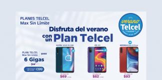 Disfruta de los beneficios de cambiar o renovar tu Plan Telcel durante el verano y estrena un nuevo equipo. Vigencia al 07 de julio de 2021.