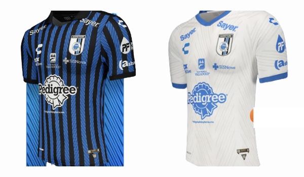 Querétaro y su nuevo uniforme para la Liga MX.- Blog Hola Telcel