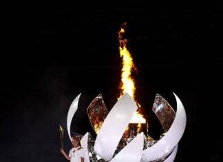 Las 8 grandes sorpresas de la inauguración de los Juegos 2020. Naomi Osaka encendiendo la llama olímpica.- Blog Hola Telcel
