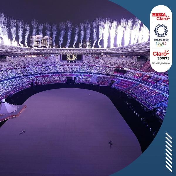 En la inauguración de Tokio 2020 se guardó un minuto de silencio por los afectados del Covid-19.- Blog Hola Telcel