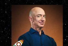 video e imágenes de viaje al espacio de Jeff Bezos - Blog Hola Telcel