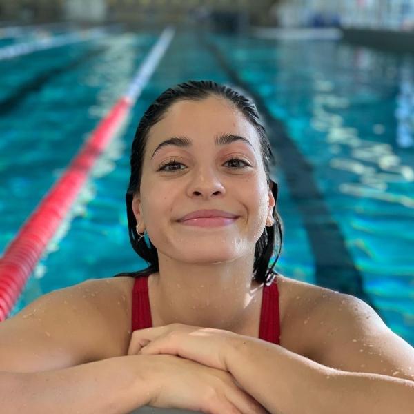 Yusra Mardini forma parte del equipo de atletas reguciados de Tokio para natación.- Blog Hola Telcel