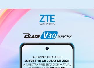 ¡Descubre la nueva tecnología de la serie Blade V30 de ZTE con Telcel! - Blog Hola Telcel