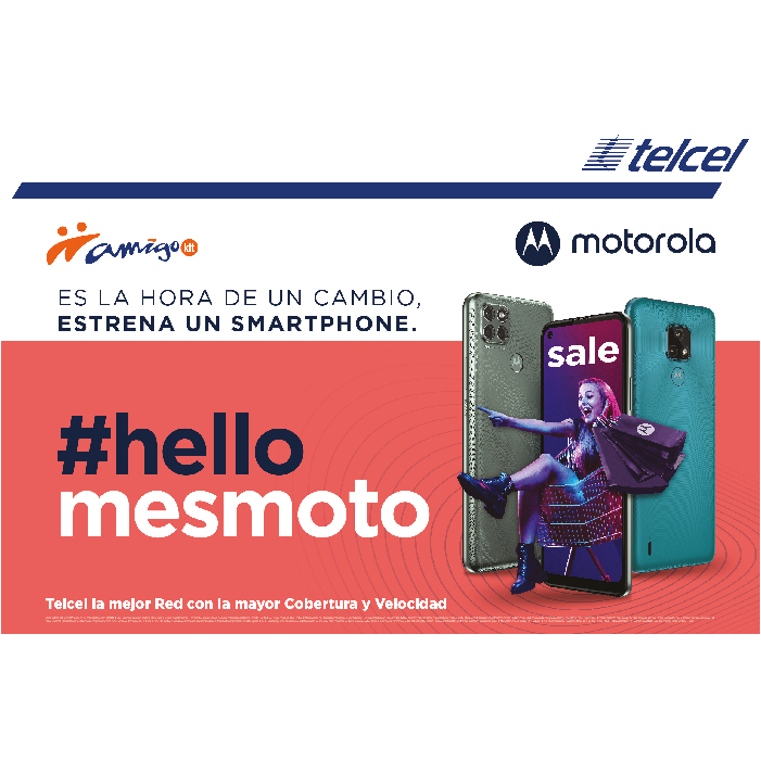 moto g8 play uno de los equipos que estarán disponibles en el mes moto de Telcel.- Blog Hola Telcel
