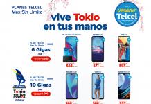 El momento de estrenar llegó con un Plan Telcel y Tokio en tus manos Disfruta los beneficios de los distintos Plan Telcel y elige tu equipo favorito para estrenar este verano. Vigencia al 11 de agosto de 2021.- Blog Hola Telcel