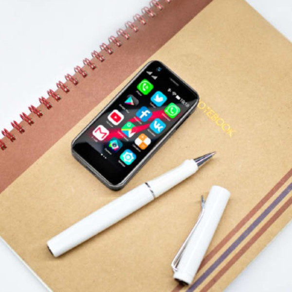 Celular chino Mony Mint es el más pequeño del mundo - Blog Hola Telcel