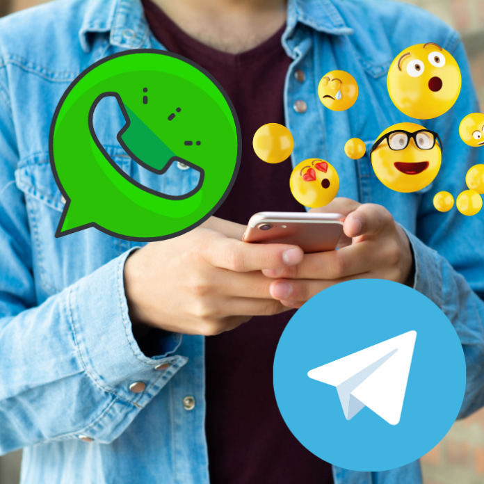 ¿Cómo transferir todos tus 'stickers' de WhatsApp a Telegram?- Blog Hola Telcel