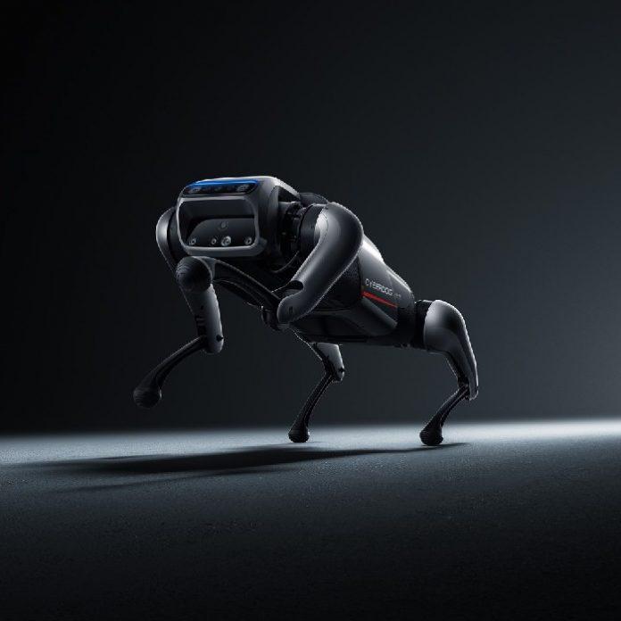Xiaomi lanza cyberdog perro robot - Blog Hola Telcel