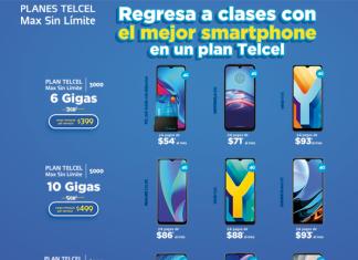 El regreso a clases ya está aquí y Telcel quiere que lo comiences estrenando un smartphone con un Plan Telcel. Vigencia al 25 de agosto del 2021.- Blog Hola Telcel
