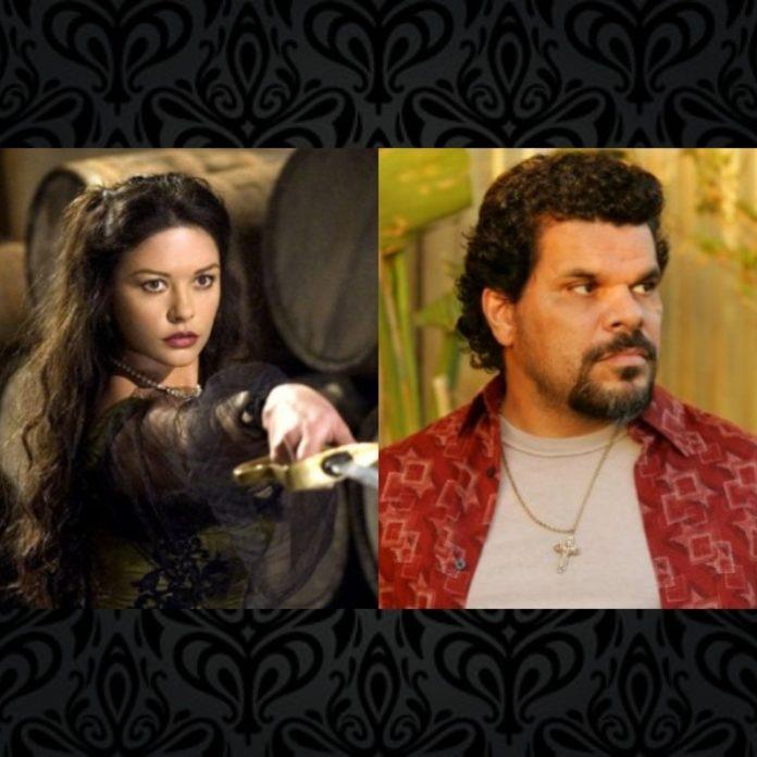 ¡Catherine Zeta-Jones y Luis Guzmán serán Morticia y Homero Addams!- Blog Hola Telcel