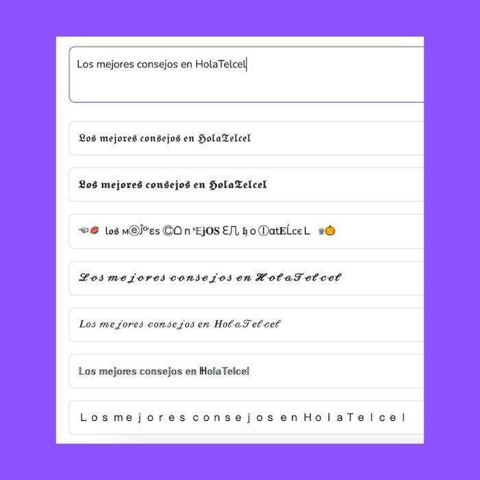 cómo cambiar la letra en tus mensajes de WhatsApp - Blog Hola Telcel