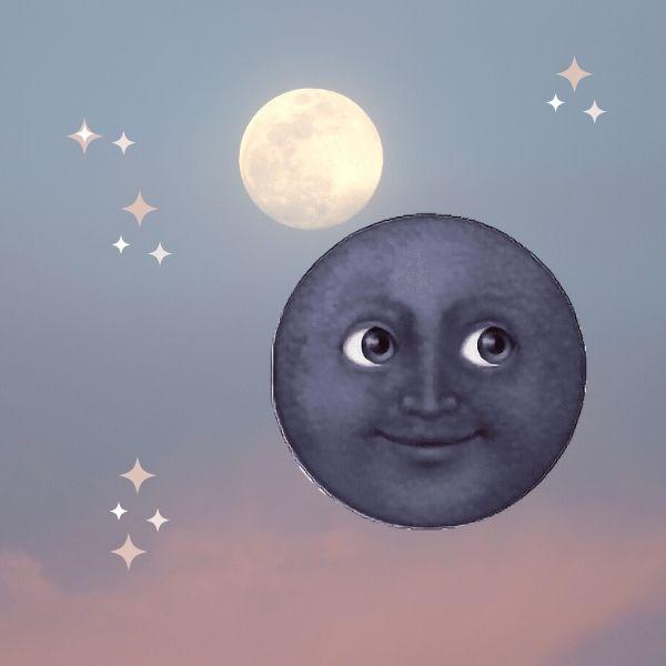 Significado de la luna negra en WhatsApp - Blog Hola Telcel