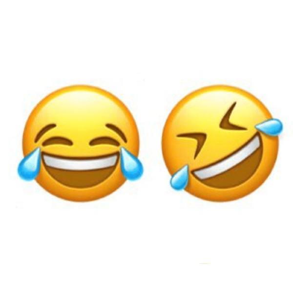 Emojis de risa en redes sociales, cuál es la diferencia - Blog Hola Telcel