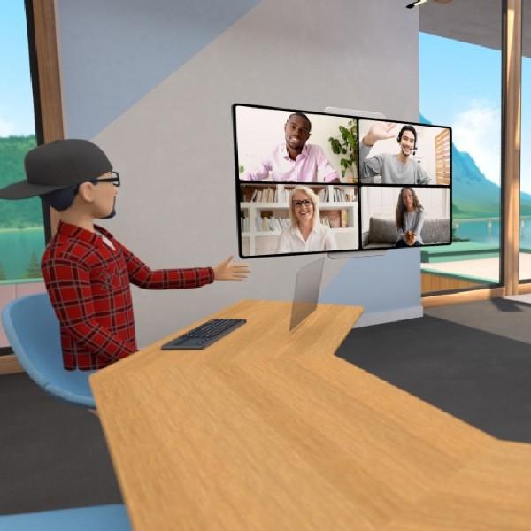 Workrooms también funcionará con videollamada sin visor virtual - Blog Hola Telcel