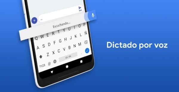 Con el teclado Gboard de Google puedes mandar mensajes sin escribir.- Blog Hola Telcel