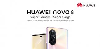 ¡Sé uno de los primeros en estrenar el nuevo Huawei nova 8 con Telcel!- Blog Hola Telcel