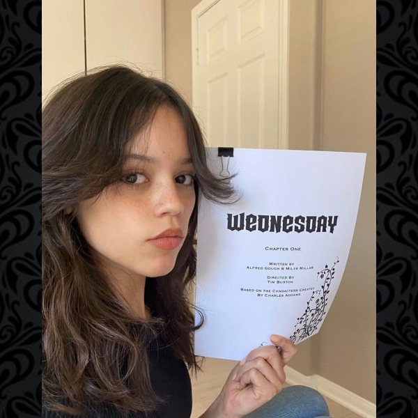 Jenna Ortega será Merlina Addams en Wednesday, la próxima serie de Netflix.- Blog Hola Telcel