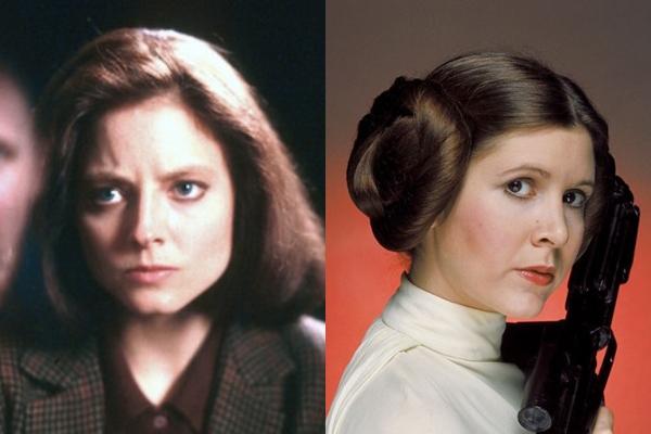 Jodie iba a ser la Princesa Leia, pero al final Carrie Fisher se quedó con el papel.- Blog Hola Telcel