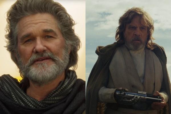 Kurt Russell y Mark Hamill eran los candidatos a ser Luke Skywalker en Star Wars.- Blog Hola Telcel
