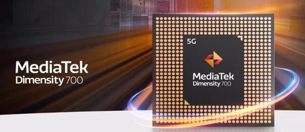 El nuevo Redmi Note 10 5G cuenta con un procesador Mediatek Dimensity 700.- Blog Hola Telcel