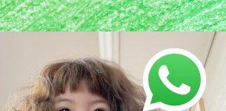 ¿Cuál es la tierna historia de la famosa niña de los 'stickers' de WhatsApp?- Blog Hola Telcel