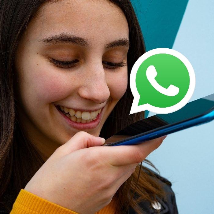 Nuevo diseño de las notas de voz de WhatsApp para poder escucharlos antes de enviarlos.- Blog Hola Telcel