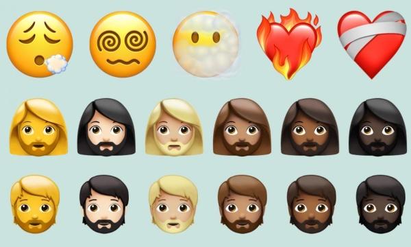 24 nuevos emojis que llegarán a WhatsApp en las próximas actualizaciones.- Blog Hola Telcel