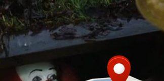 Google Earth capturó una foto de Pennywise debajo de un puente.- Blog Hola Telcel