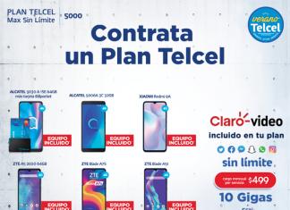 Contrata un Plan Telcel y será tuyo un nuevo smartphone con increíble tecnología y diseño. Vigencia al 18 de agosto del 2021.- Blog Hola Telcel
