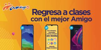 Si estás preparando el mejor regreso a clases, quizás te interese incluir un nuevo Amigo Kit de Telcel. Vigencia al 18 de agosto de 2021.- Blog Hola Telcel