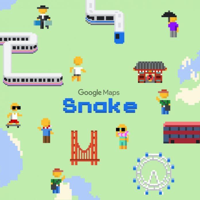 Google Maps: ¿Cómo activar el clásico juego de la viborita en los mapas?- Blog Hola Telcel