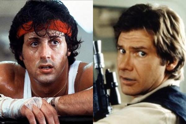 Sylvester Stallone audicionó para ser Han Solo y no quedó en el papel.-Blog Hola Telcel