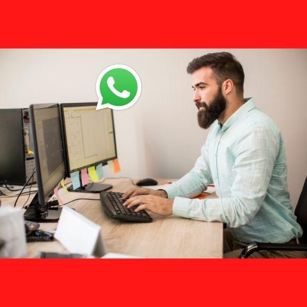 Cómo desenfocar las conversaciones en WhatsApp Web para nadie las lea - Blog Hola Telcel