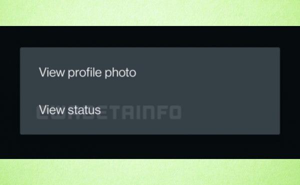 Los estados de WhatsApp ahora se podrán ver desde la foto de perfil de cada contacto.- Blog Hola Telcel