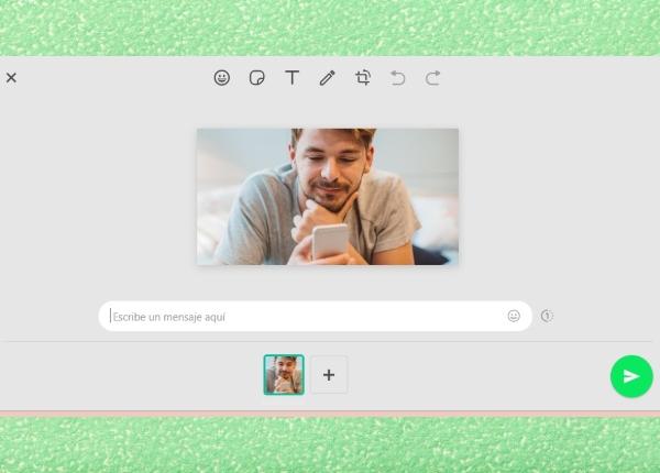 Nuevo editor de fotos de WhatsApp Web y sus herramientas.- Blog Hola Telcel