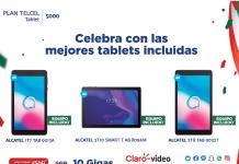 El mes patrio se hizo para estrenar y Telcel tiene para ti esta gran promoción de tablets en un Plan Telcel. Vigencia al 15 de septiembre de 2021.- Blog Hola Telcel