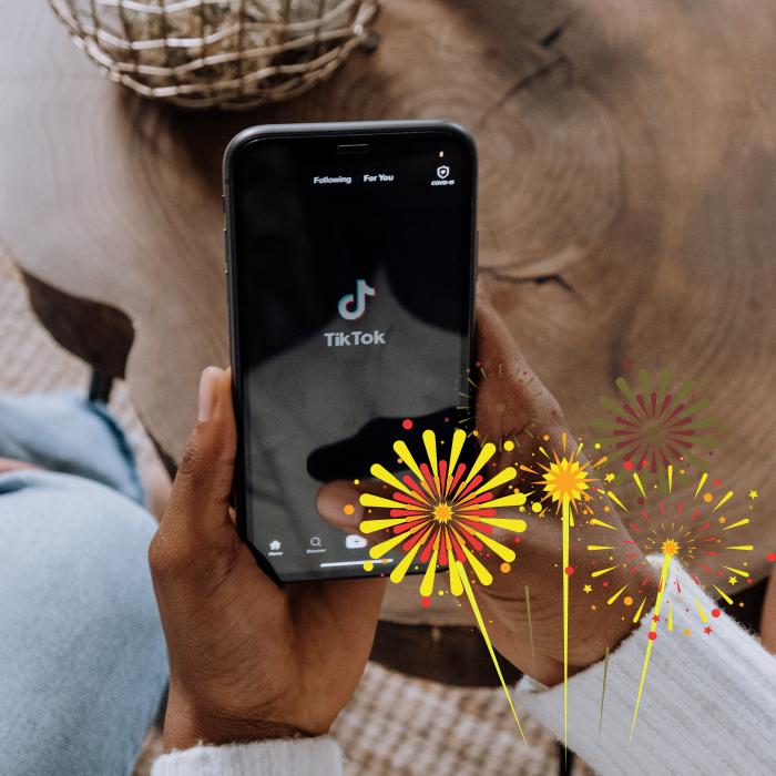 TikTok se convierte en la app más usada - Blog Hola Telcel