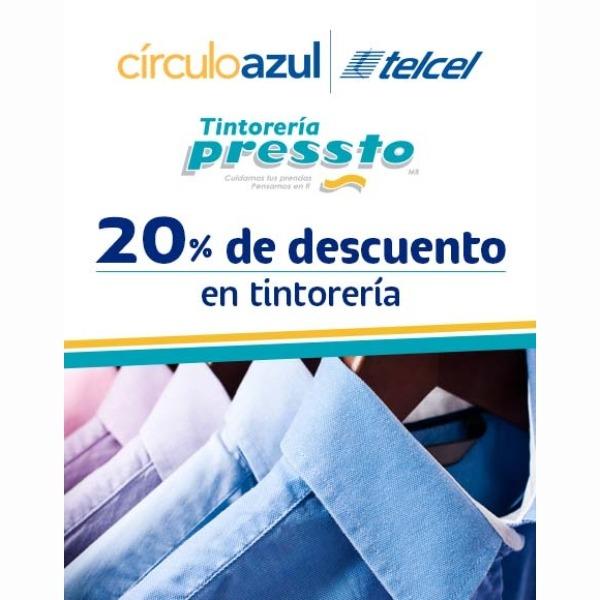 Promoción para cuidar de tu ropa con Telcel y Pressto - Blog Hola Telcel