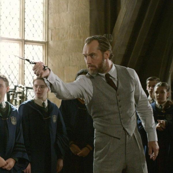 Jude Lawe regresará como Albus Dumbledore en Animales Fantásticos: Los secretos de Dumbledore.- Blog Hola Telcel