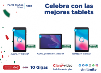 Este es el momento ideal para estrenar la tablet que habías estado esperando en un Plan Telcel. Vigencia al 01 de septiembre de 2021.- Blog Hola Telcel