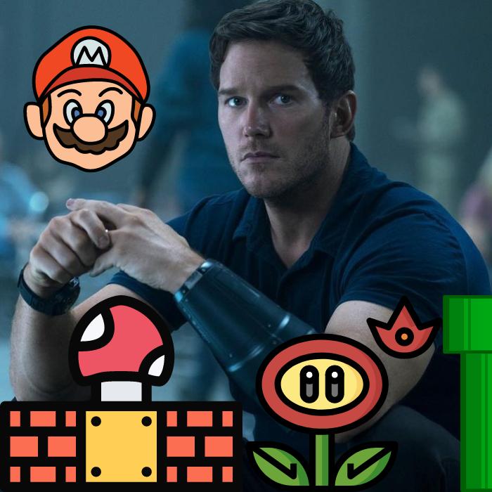 Chris Pratt será Mario en la película animada de Nintendo - Blog Hola Telcel