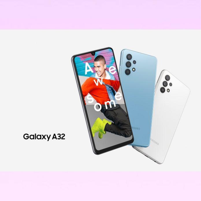 Samsung Galaxy A32: un divertido y versátil smartphone para tu día a día.- Blog Hola Telcel