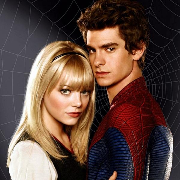 Gwen Stacy y Peter Parker en El sorprendente Hombre Araña.- Blog Hola Telcel